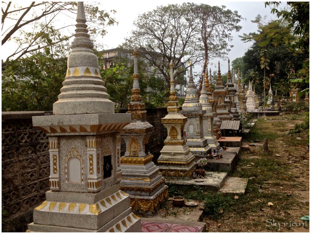 Bone Stupas