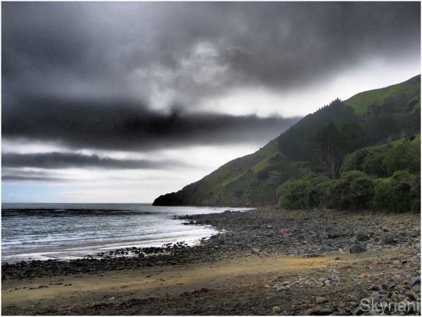 Cloudy Beach II