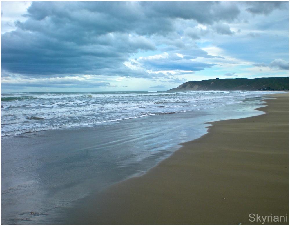 Porangahau Beach