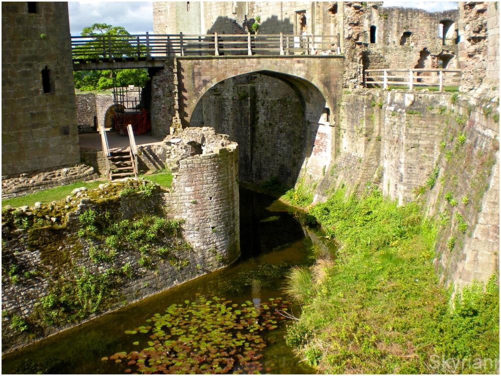 Abergavenny Castle Moat