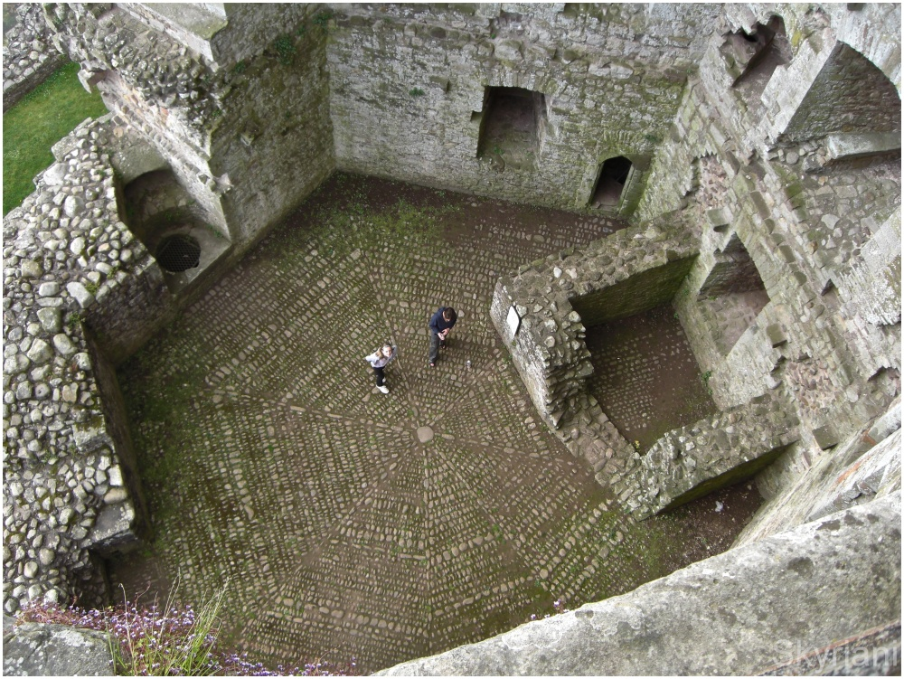 Abergavenny Castle Floor II