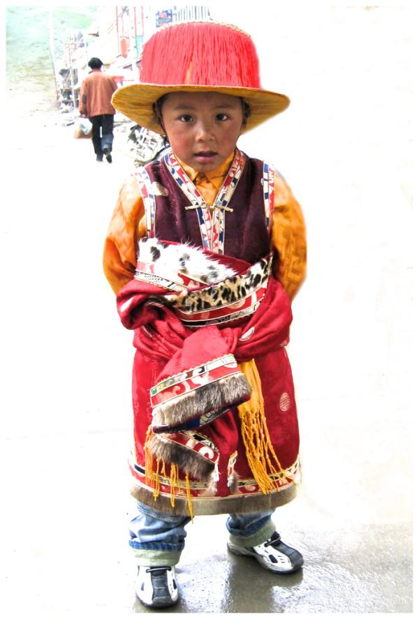 Boy from Kham