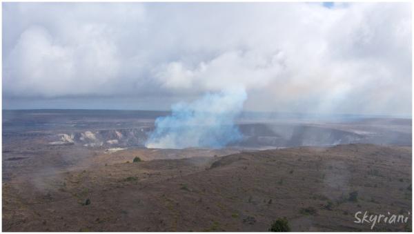 Mauna Loa Caldera