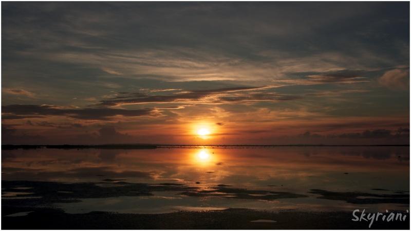 Kosrae Sunrise