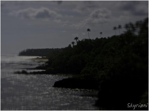 Upolu Coast near To Sua Trench III