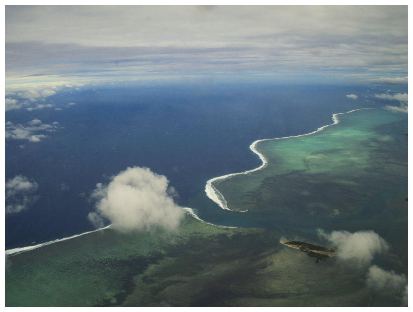 Approach to Guadalcanal