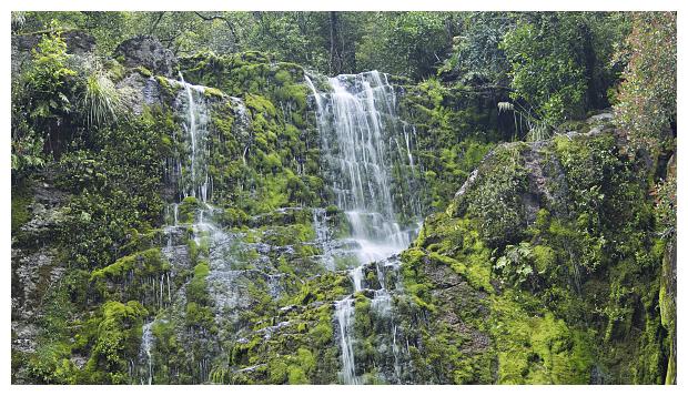 Ephemeral Waterfall