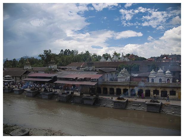 Pashupatinath Ghats