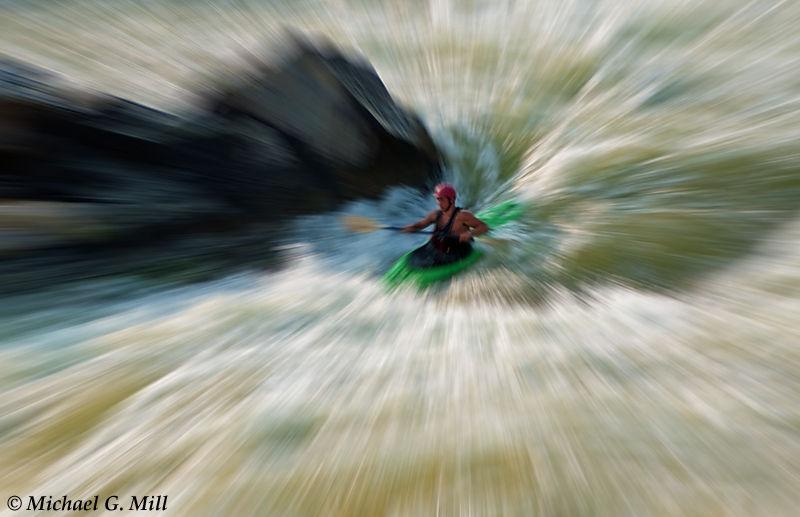 The Kayaker