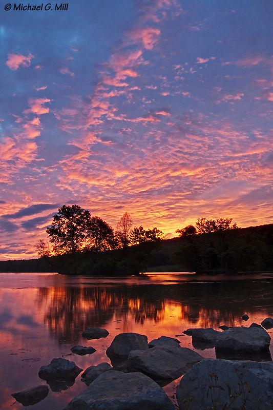 French Creek State Park Sunrise