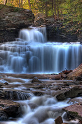 RB Ricketts Falls, Ricketts Glen State Park