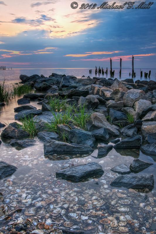 Delaware Bay Sunrise