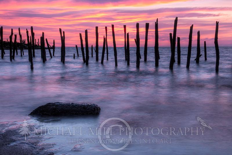 Port Mahon, Delaware Sunrise