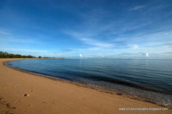 Beach in Nhulunbuy