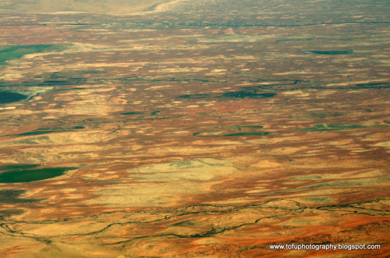 Northern Australia from the air