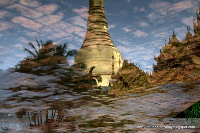 Shwedagon Pagoda in Burma!