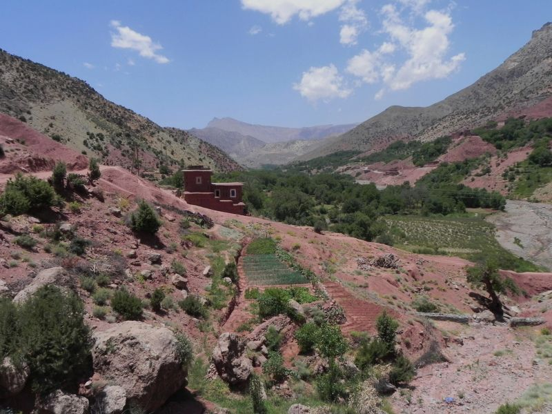 my High Atlas trip