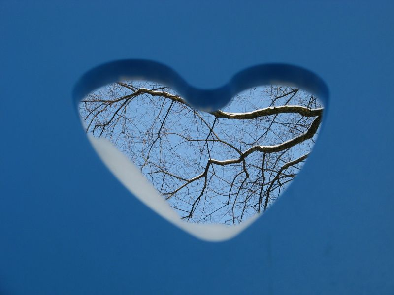 Fenêtre sur coeur