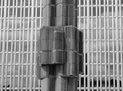 stockholm building and sculpture