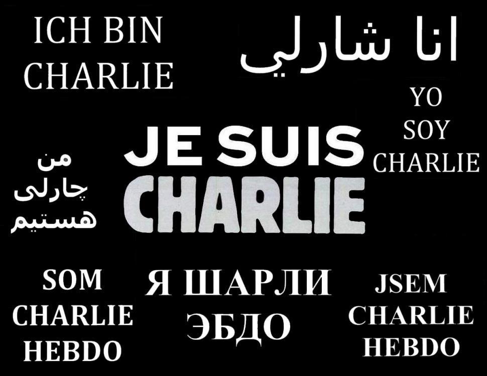 solidarity , hommage, tribute , Charlie Hebdo ,