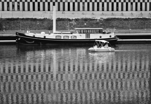 lignes de flotaisons