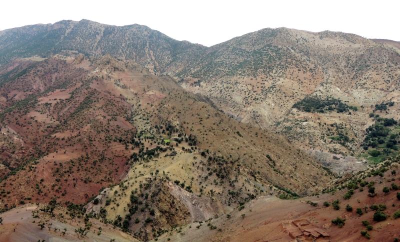 high atlas Maroc
