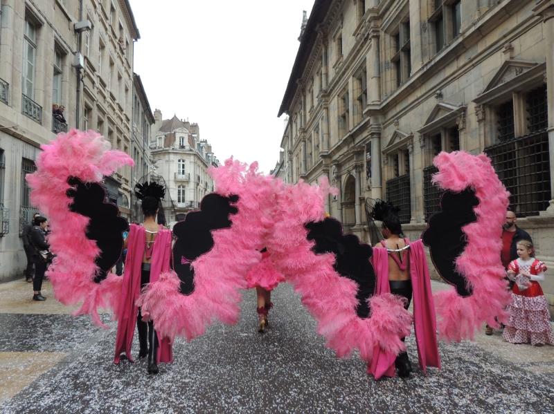 carnival in Besançon