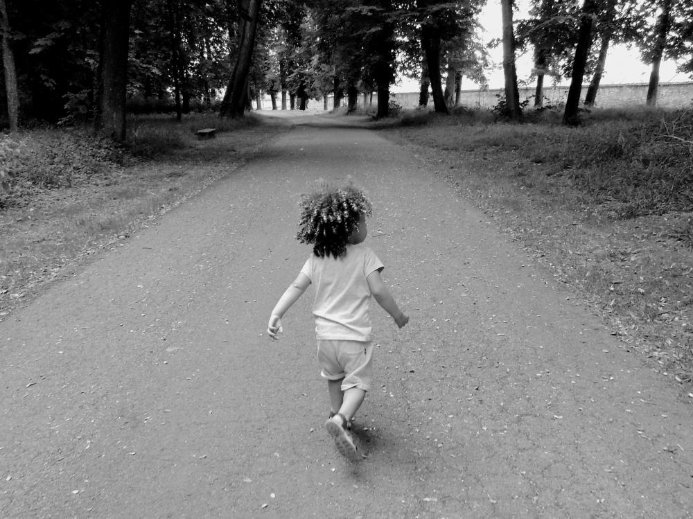 Courir vers l avenir...