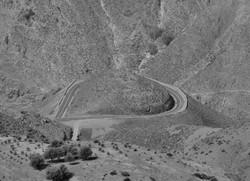 maroc, route, roads, high Atlas