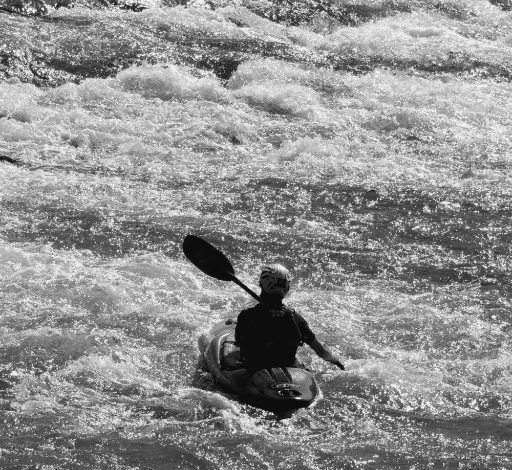 canoe kayack