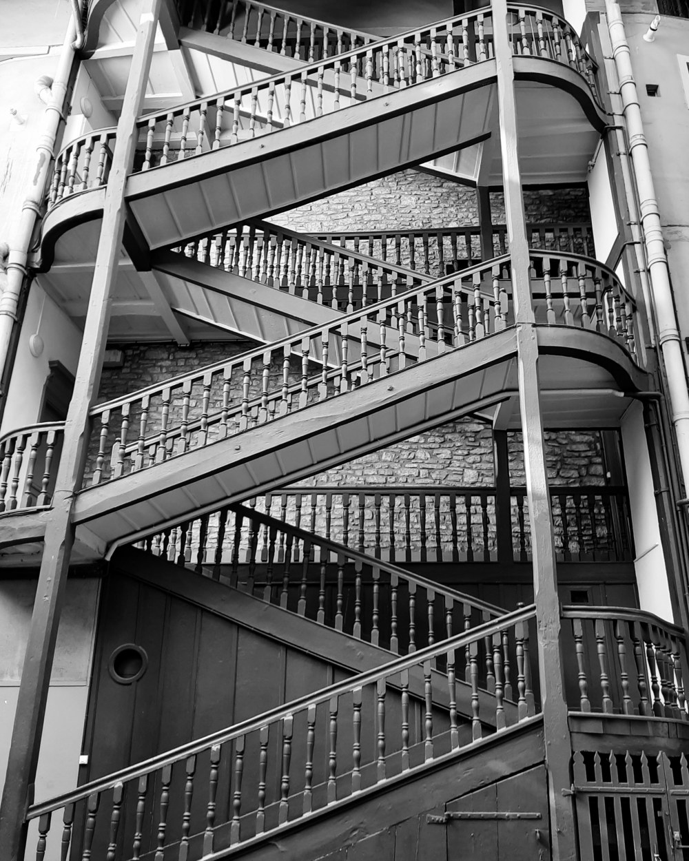 stairs to...