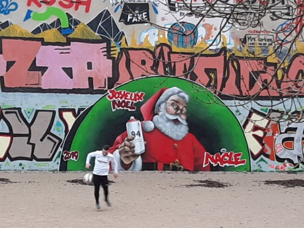 Street art Besancon