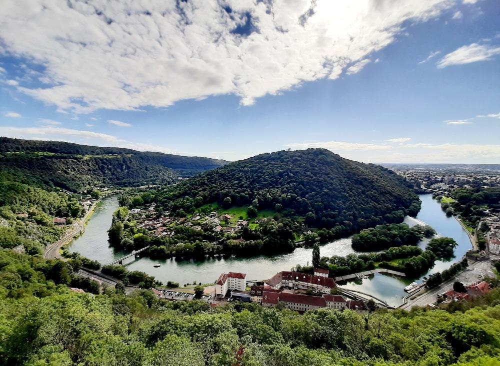 Besancon, river