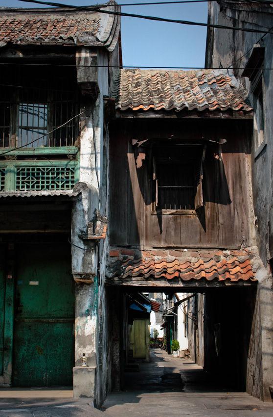 Glodok Old House