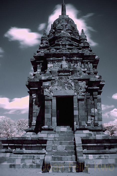 Temple at Yogyakarta
