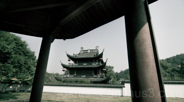 china, hangzhou, building