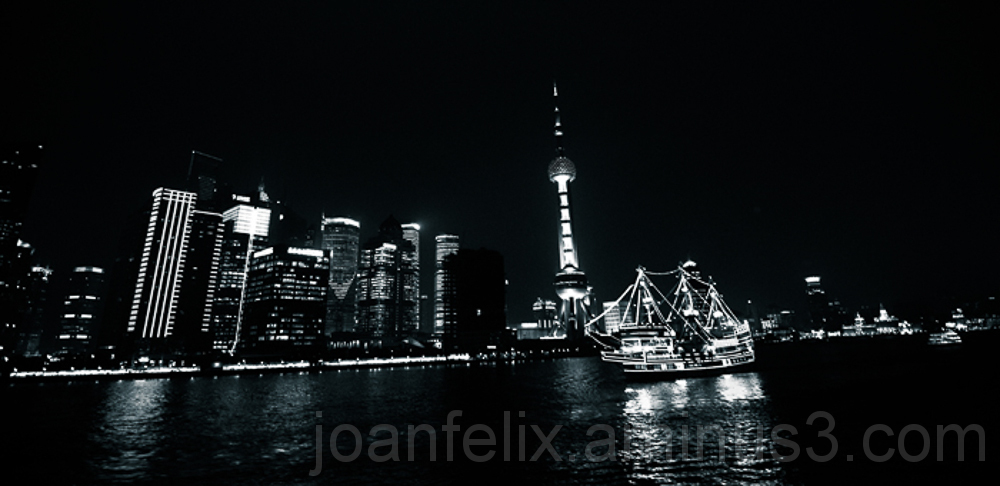 Shanghai Bund II
