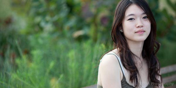 Andrea Chen Portrait