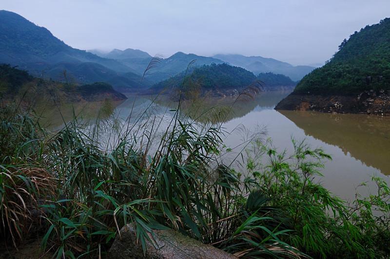 Right After Heavy Rain - Huaiji, China