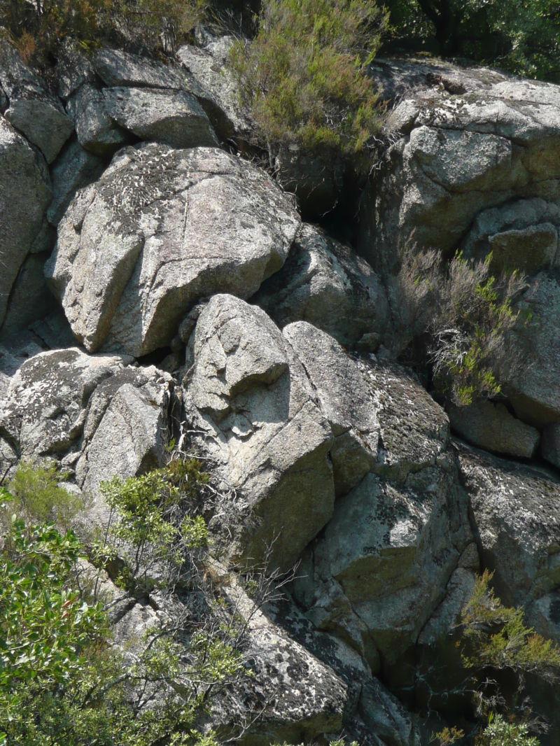 Gueule de pierre