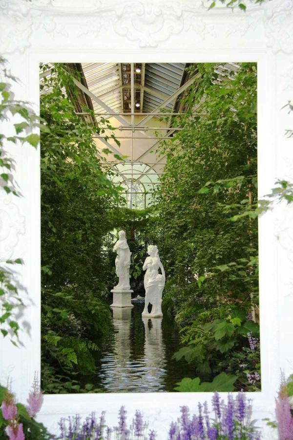 Fitzroy Gardens Green House