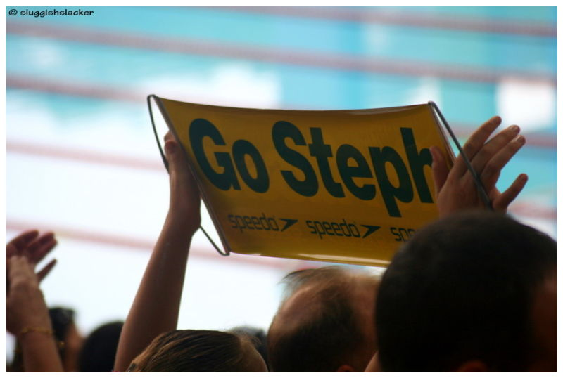 Go Steph!