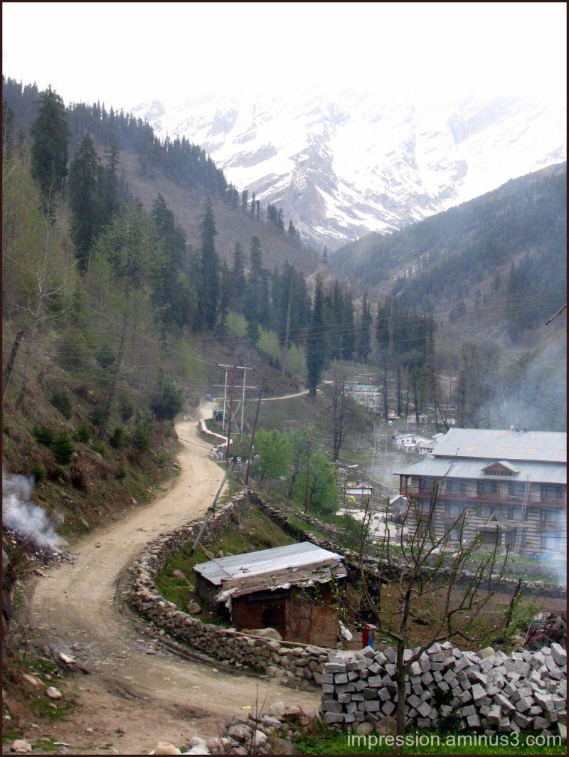 Himalayan twist