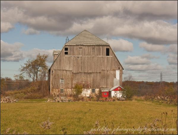 Ontario Barns II