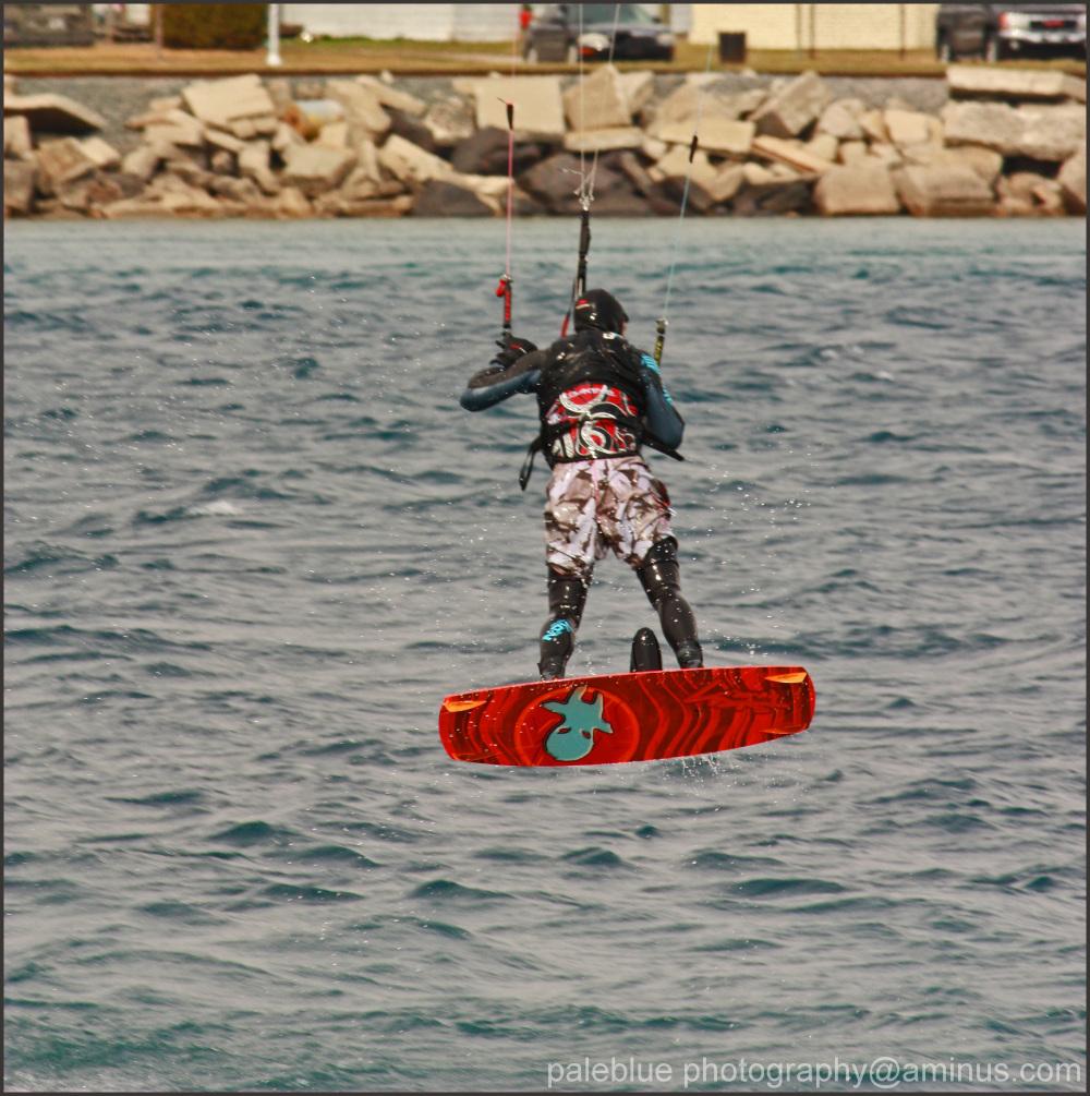 Kite Boarding III