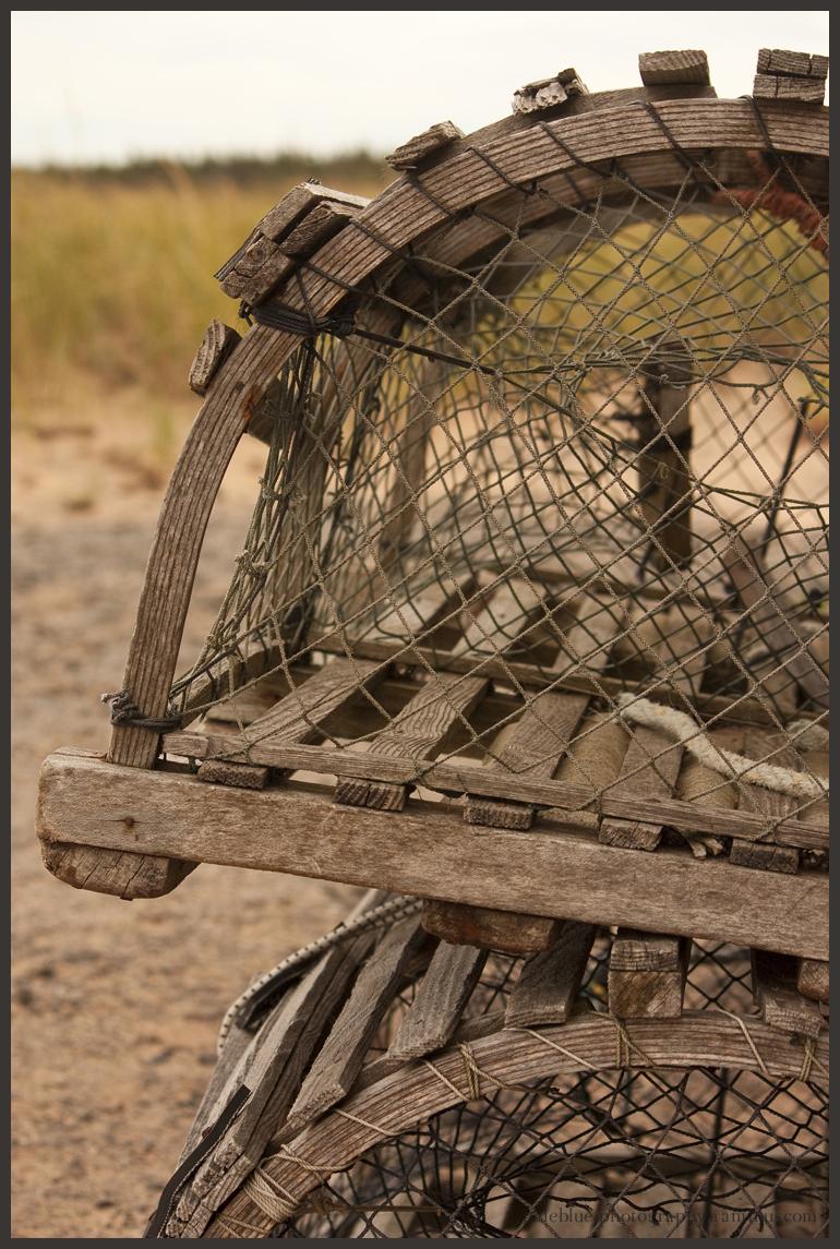 Lobster Traps & Sand Dunes