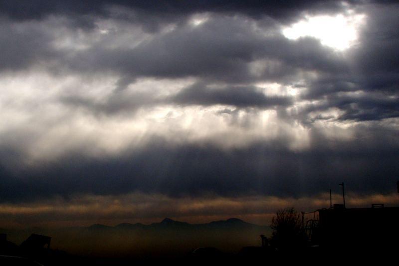 آسمان من