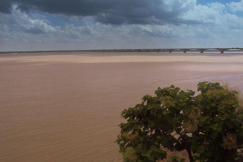 The Ganga in Patna