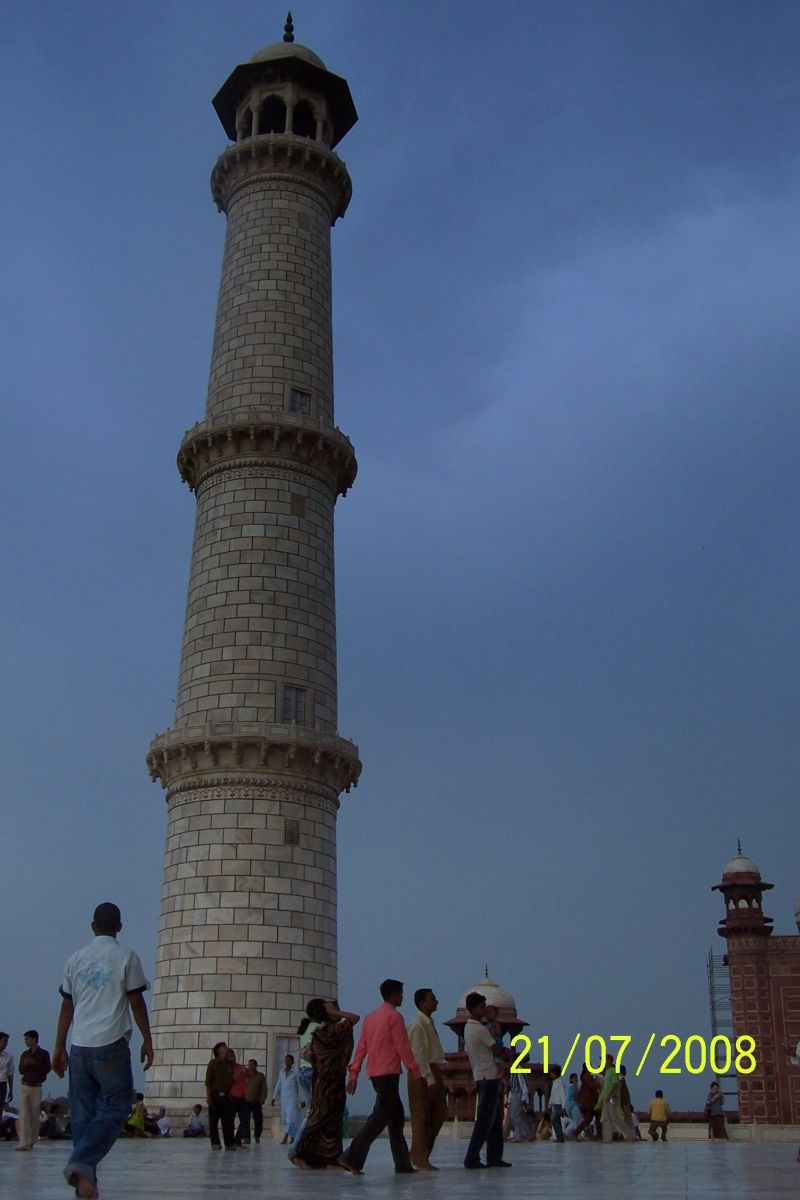 One of the Pillar