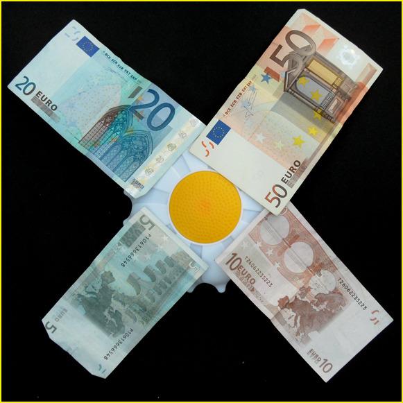 Mein Beitrag zum Euro-Rettungsschirm